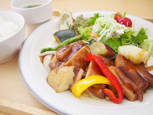豊中市庄内ランチ ごはんや ぐぅ 日替わり定食